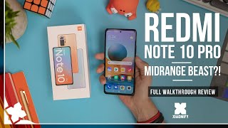 Redmi Note 10 Pro (max) - Full review with photo, video, audio and more! [Xiaomify]