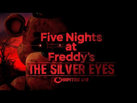 🎃 [VF] AUDIOBOOK | Five Nights At Freddy's The Silver Eyes: Chapitre 1&2 🎃 | FNAF TEAM [FR]