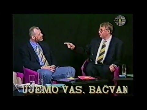 Utisak nedelje: V. Seselj, A.Tijanic i M. St. Protic 1997.