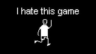 I hate this game | Геймплей меняется каждый уровень | WISE GAME