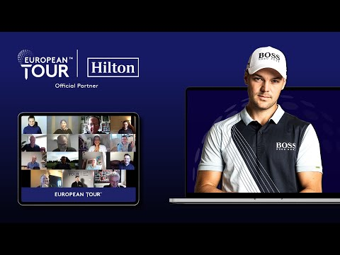 An Audience With Martin Kaymer