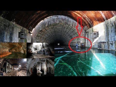 Тайны подземного Донецка.