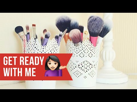 Get Ready with Me to Work (Wedding Makeup Artist in the Philippines) | Team Montes