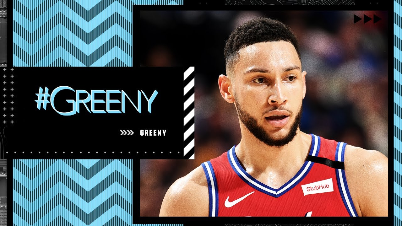 Will the 76ers trade Ben Simmons away during the 2021 NBA Draft?   #Greeny