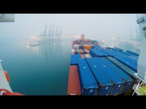 [Timelapse] From Hamburg to Singapore | Hapag-Lloyd