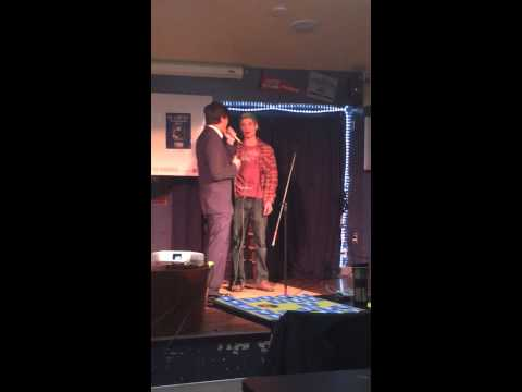Im Bringing Sexy Back- HERO Campaign Karaoke Night