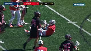 Highlights | Syracuse vs  Rutgers