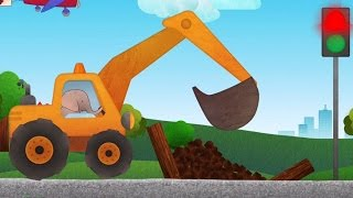 VROOM! Cars & Trucks for Kids - Android, iPad, iPhone  App