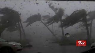 vuclip Cyclone Fani makes landfall in Jagannath Puri in Odisha