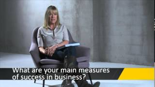 Annabel Langbein on Business Ambition and Success | ASB
