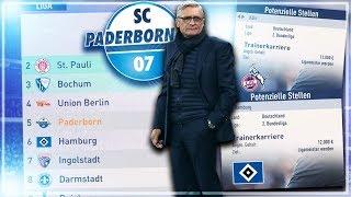 DAS ERSTE JAHR als TRAINER mit diesen ANGEBOTEN !! 💥🔥   FIFA 19: SC Paderborn #2