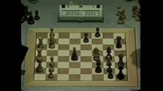 Ivanchuk vs Kramnik - Armageddon Blitz Chess game