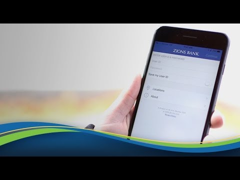 Mobile Banking | Tablet Banking | Online Banking | Zions Bank