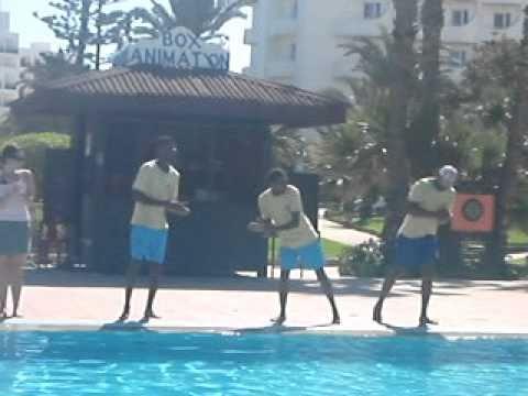 Sahara Beach Hotel Tunisia Animation Team