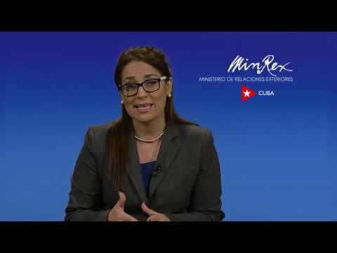 Canal do Porta-voz da Chancelaria cubana (Emissão No. 3)