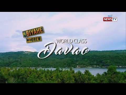 Biyahe ni Drew: World Class, Davao (full episode)
