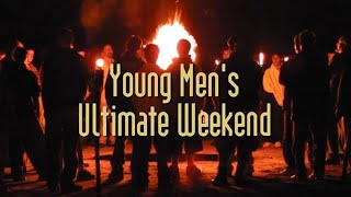 What is Young Men's Ultimate Weekend?