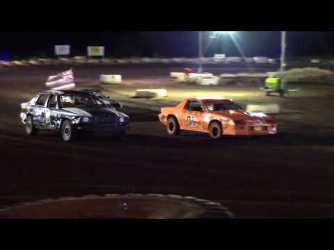 Gary Pescador 8/4/18 Trophy Dash Paradise Speedway Maui
