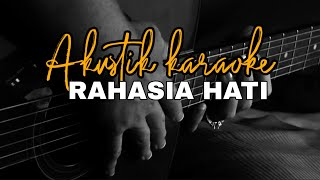 Download Lagu Element - Rahasia hati akustik karaoke mp3