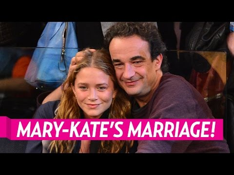 Mary-Kate Olsen Opens Up About Married Life