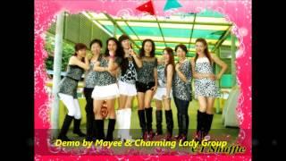 ct shuffle line dance demo 21 12 16