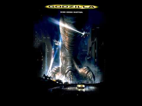GODZILLA 1998 / The Wallflowers - Heroes (Live)
