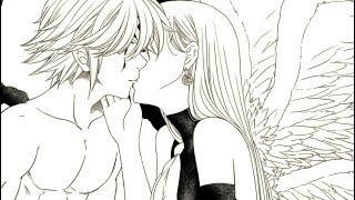 【 AMV 】Мелиодас x Элизабет ♥ На двоих ♥