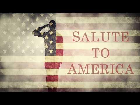 Salute to America / A Patriotic Medley / Tom White Piano