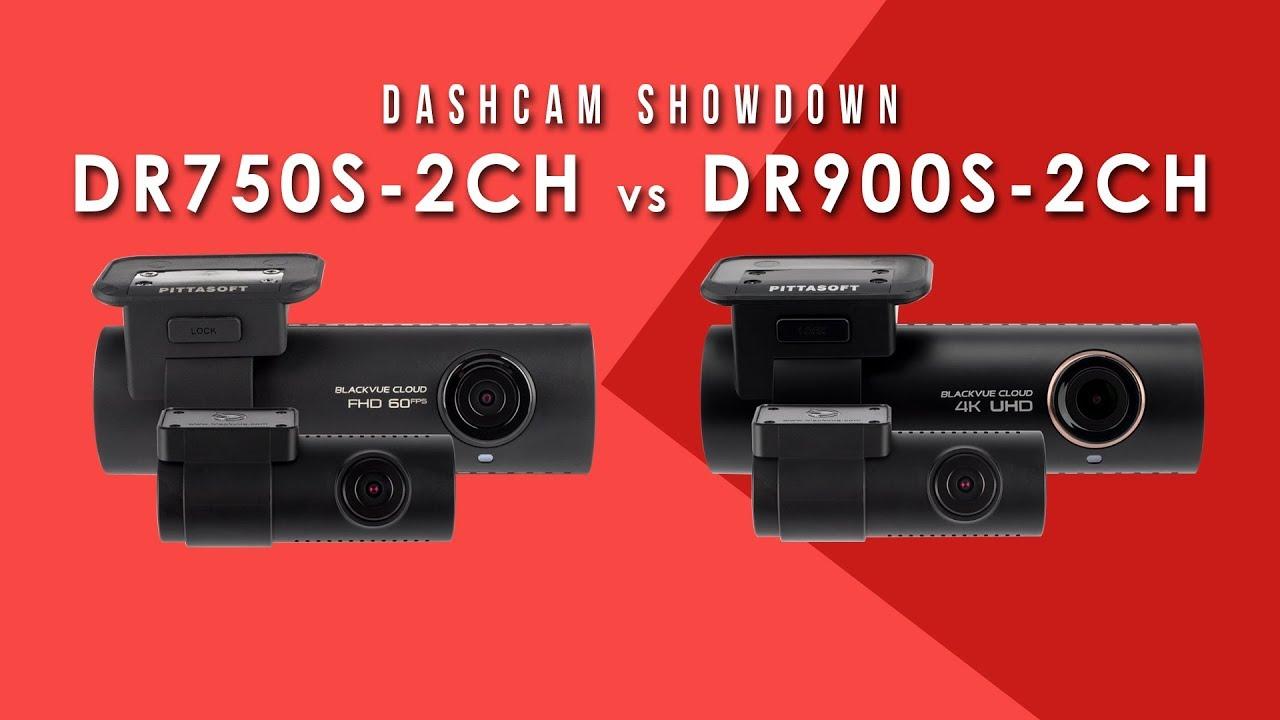 BlackVue 750S vs 900S Dashcam Showdown: 1080p @60 FPS vs 4K @30 FPS Footage  Comparison