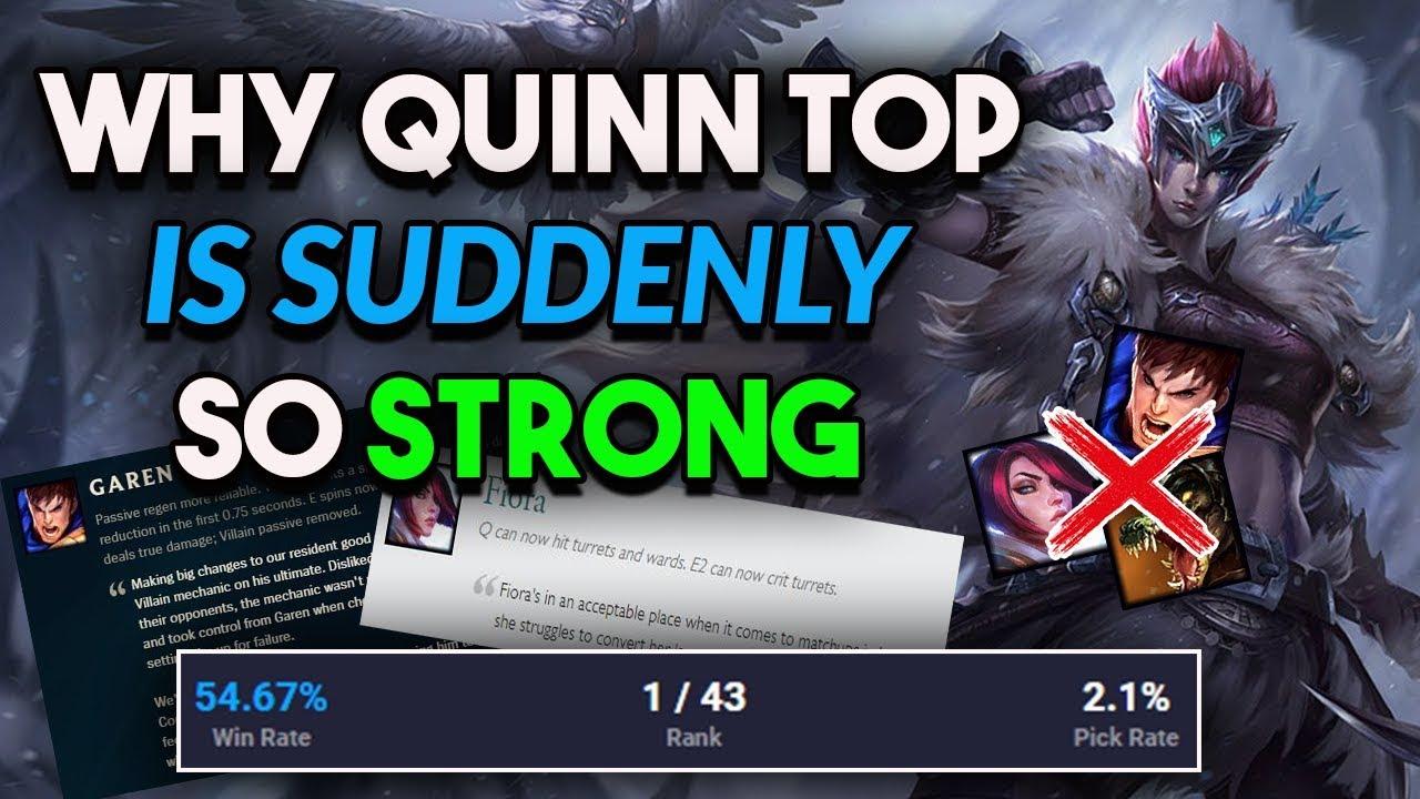 Quinn Top Guide