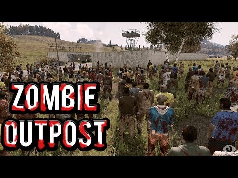 ArmA 3 - Russian Zombie Military Outpost