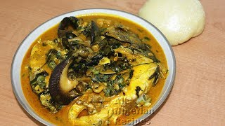 Rivers Native Soup | All Nigerian Recipes