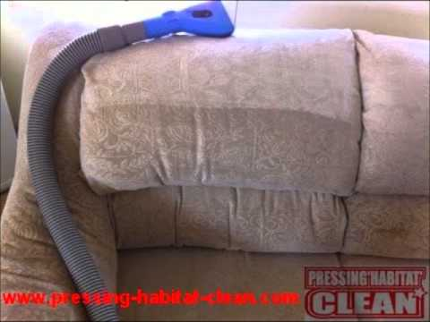 lavage nettoyage et r novation de canap sofa et fauteuil domicile sur la cote d 39 azur youtube. Black Bedroom Furniture Sets. Home Design Ideas
