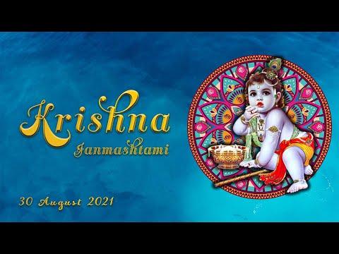 Krishna Janmashtami   30 August 2021