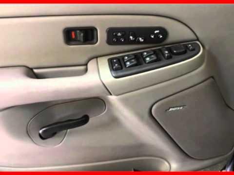 2004 CHEVROLET Suburban 4 Door 1500 4WD Z71 - YouTube
