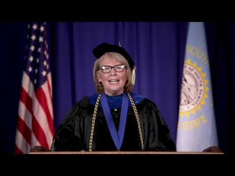 South Dakota State University 2020 Virtual Commencement | 5 p.m. Ceremony