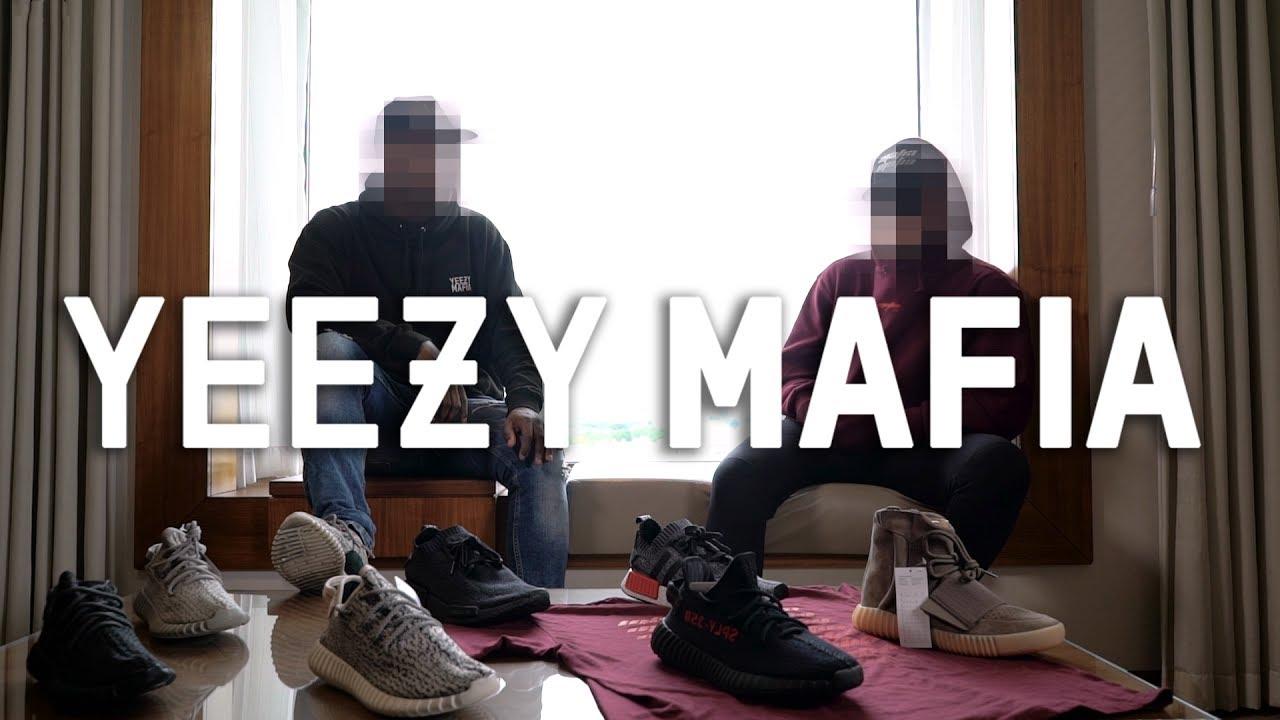 c3768ebe Yeezy Mafia Interview | Upcoming Yeezys, MafiaSZN & How They Do It ...