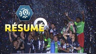 Résumé de la 38ème journée - Ligue 1 / 2014-15