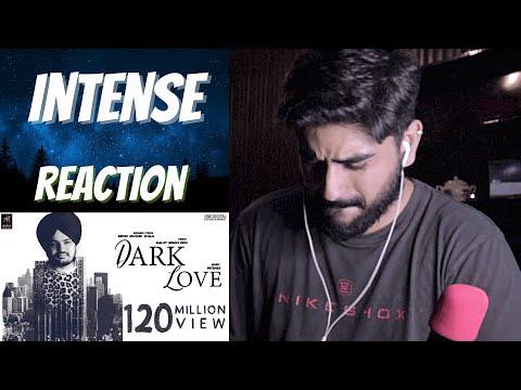 Download Dark Love (Full Video)   Sidhu Moosewala   REACTION   Dark Love Reaction