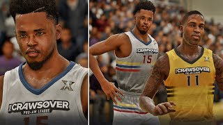 DOMINATING NBA Players! 000 Performance Grade! - NBA LIVE 08 THE ONE #3