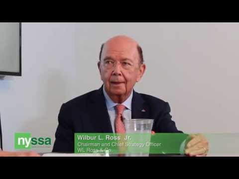 """""""A Day in the Life of Wilbur Ross"""""""