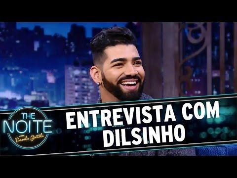 The Noite (08/07/16) - Entrevista com Dilsinho