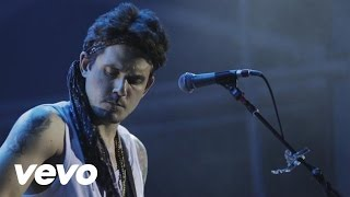 Watch John Mayer Wildfire video