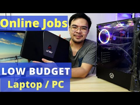 Best Budget Laptop or Desktop For Work From Home Philippines