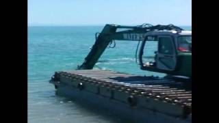 Dredging with Cutterhead (Bibione, Italy)