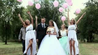 Свадебный клип Таисии и Александра