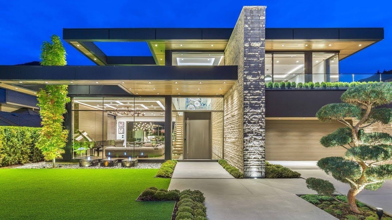 6 Great Modern Homes Watch Now Youtube