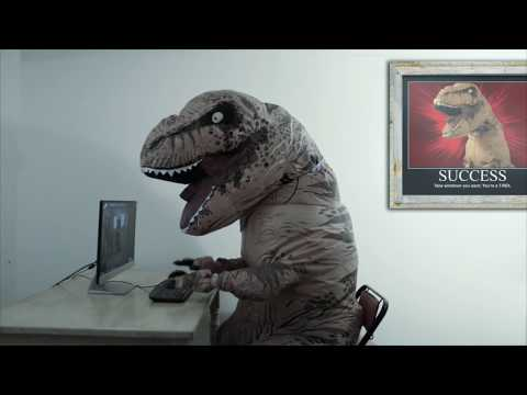 A Day in the Life of a T-Rex