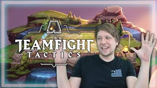 My Thoughts on Teamfight Tactics - New LoL