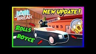 The JailBreak Update is here! (Buying the new gamepass)